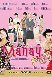 Manay po! Poster