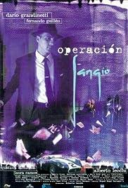 Operación Fangio Poster