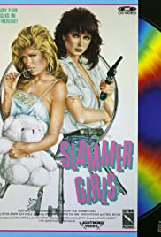 Slammer Girls Poster