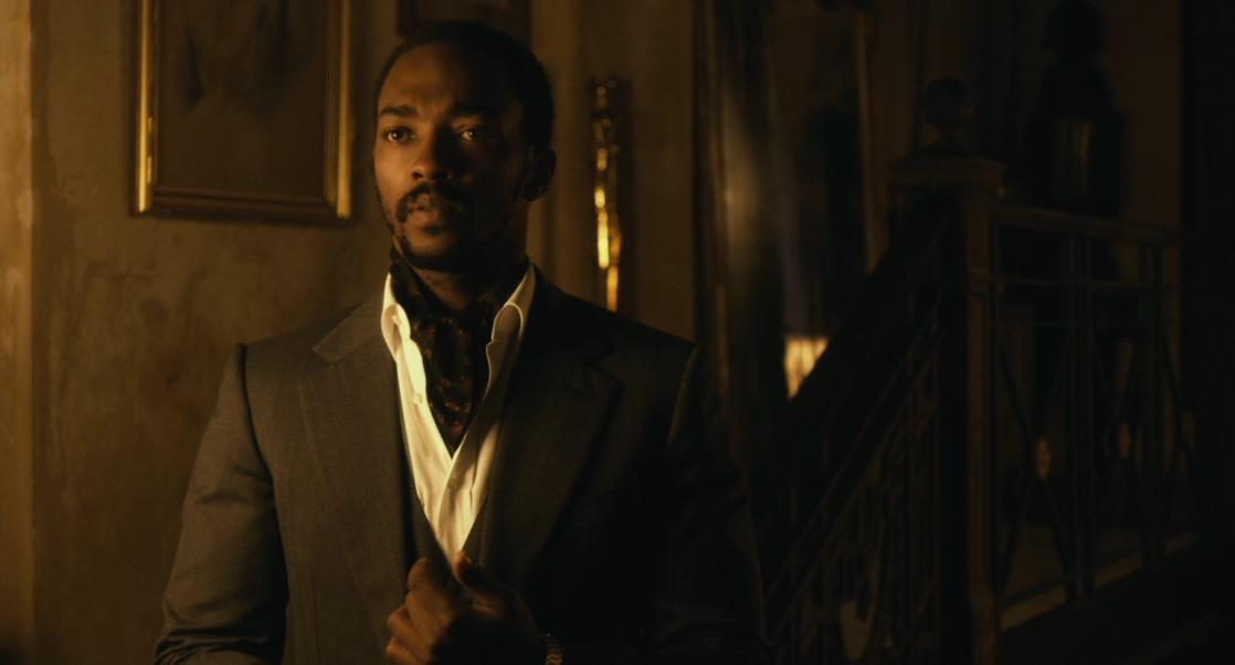 Anthony Mackie in Shelter (2014)
