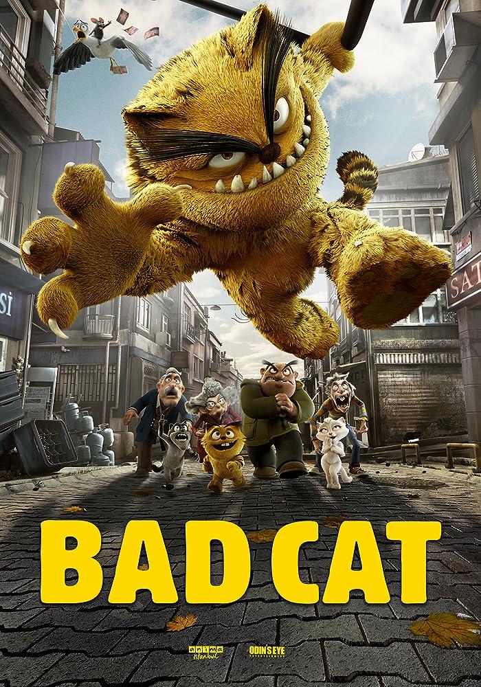 Bad Cat The Movie (Kotu Kedi Serafettin)