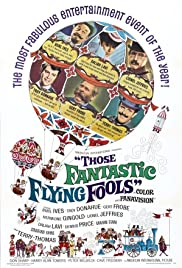Those Fantastic Flying Fools (1967) Poster - Movie Forum, Cast, Reviews