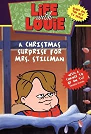 Life with Louie: A Christmas Surprise for Mrs. Stillman Poster