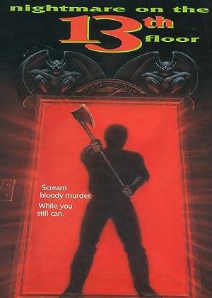 Nightmare On The 13th Floor full movie streaming