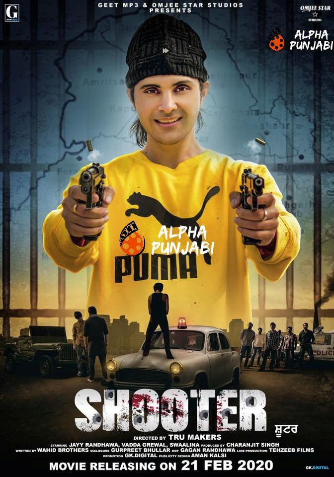Shooter (2020) Punjabi Movie