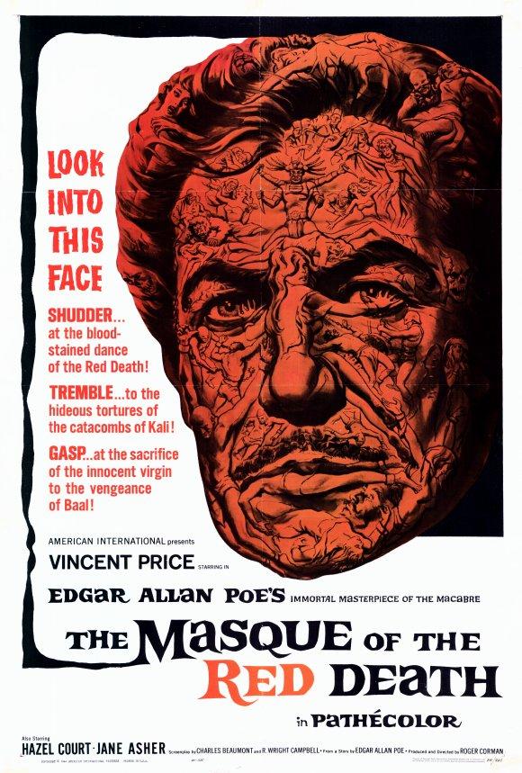 La maschera della morte rossa (1964) HD