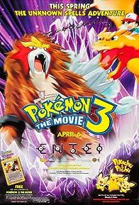 Primary photo for Pokémon 3: The Movie