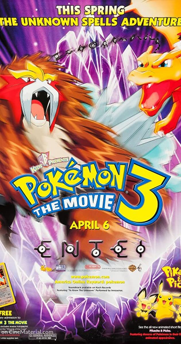 pokemon movie spell of the unknown download