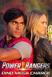 Dino Mega Charge - Power Rangers Fan Film Poster