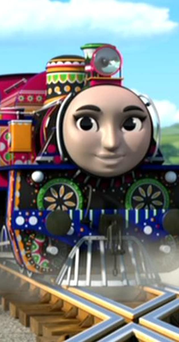 quotthomas amp friends global friendsquot ashima the helpful
