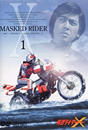 Kamen Raidâ Ekkusu Poster