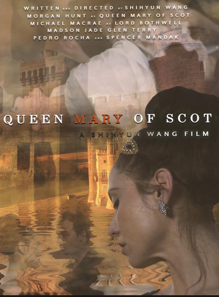 Morgan Hunt and Michael MacRae in Mary Queen of Scot - 1567 (2020)