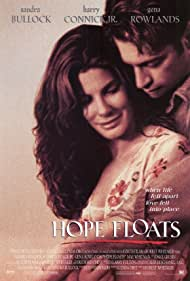 Sandra Bullock and Harry Connick Jr. in Hope Floats (1998)