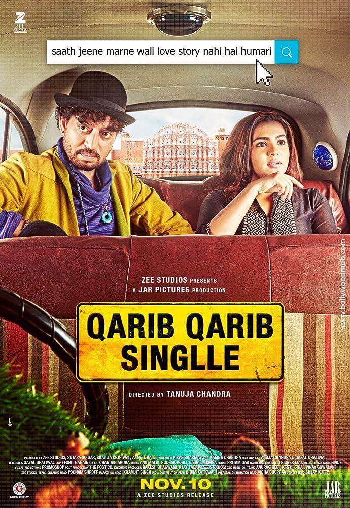 """Image result for Qarib Qarib Singalle ( 2017)"""""""