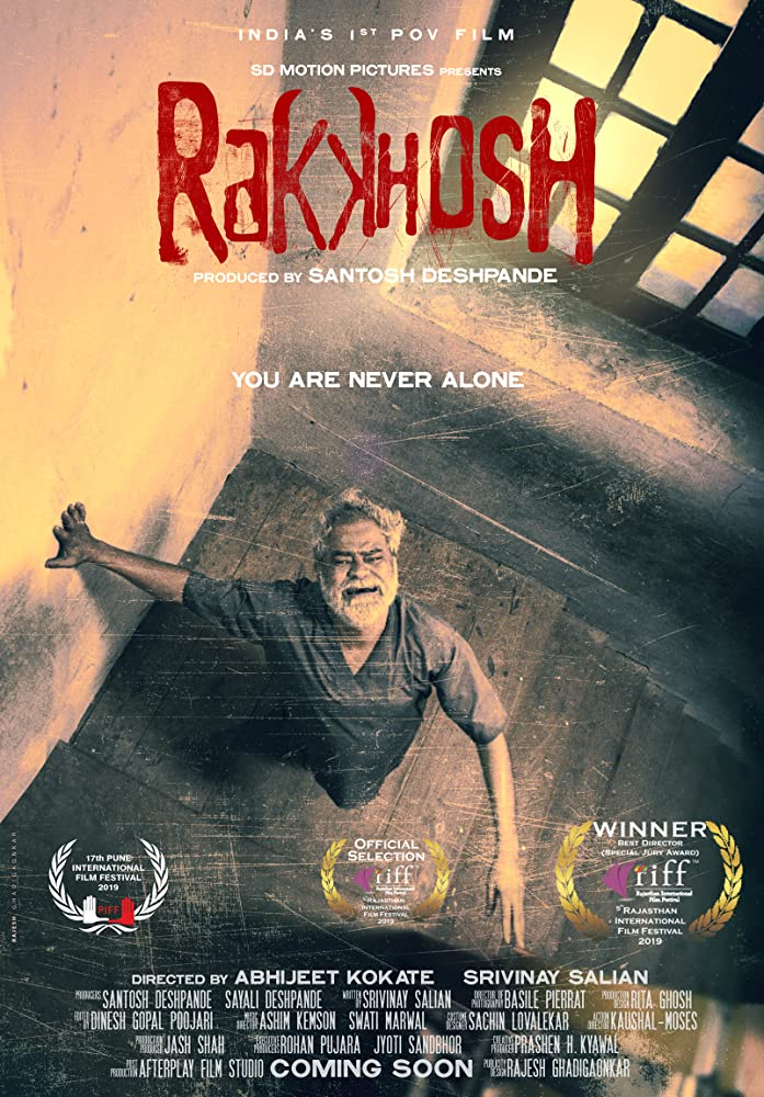 Rakkhosh 2019 Hindi Movie 550MB WEB-DL 720p HEVC x265 ESubs