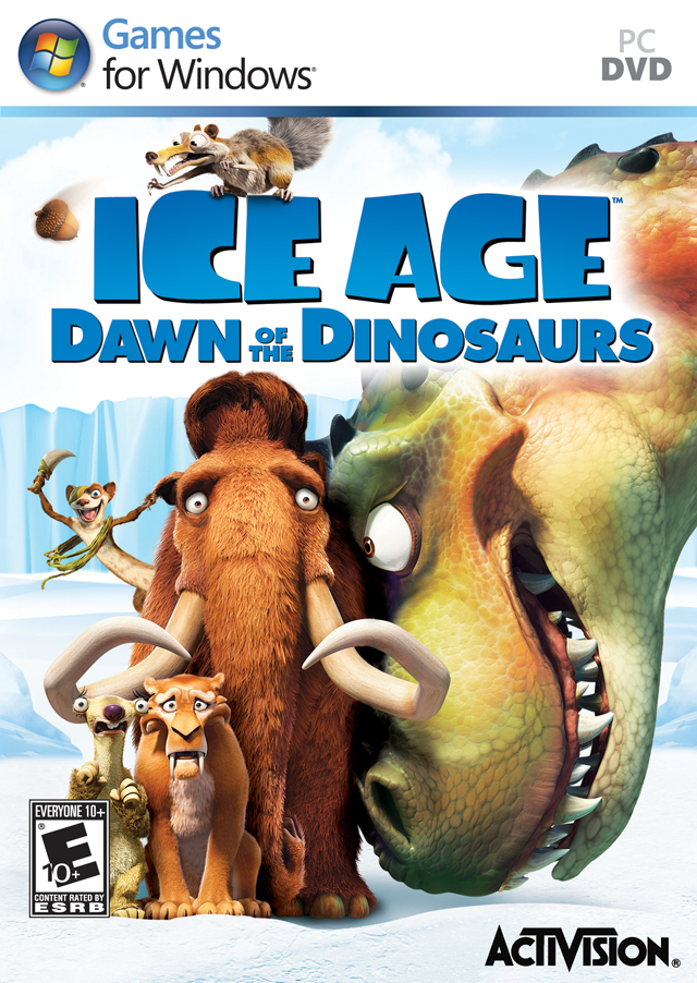 Ice Age Dawn Of The Dinosaurs Video Game 2009 Photo Gallery Imdb
