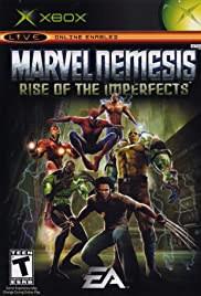 Marvel Nemesis: Rise of the Imperfects Poster