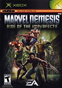 Watch new hollywood movies trailers Marvel Nemesis: Rise of the Imperfects [iPad]