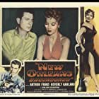 Arthur Franz and Beverly Garland in New Orleans Uncensored (1955)