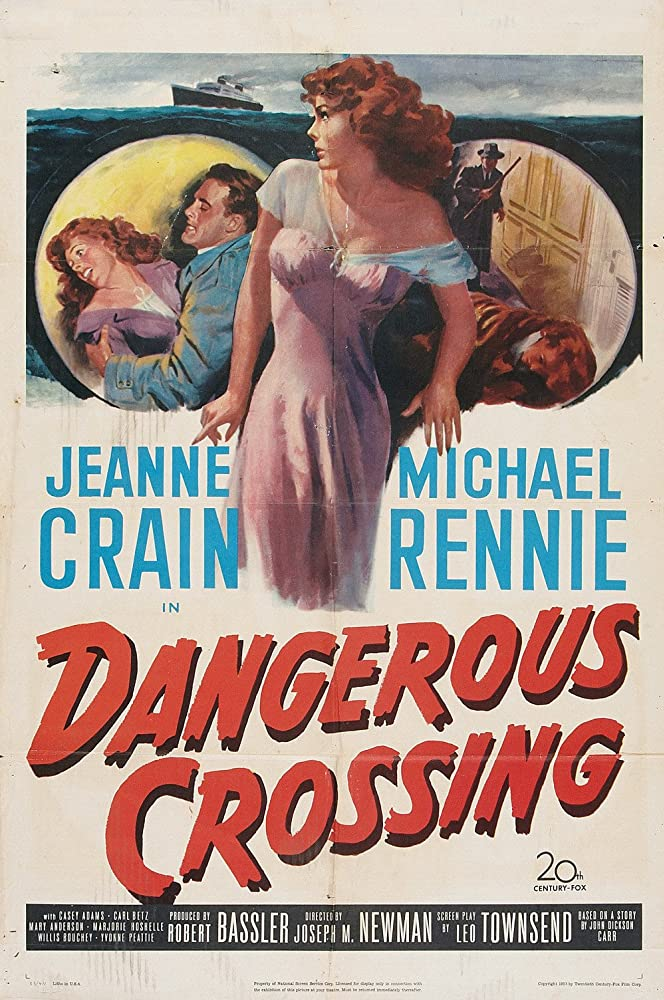 Dangerous Crossing (1953)