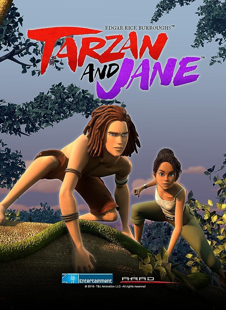 Tarzan and Jane Movie Poster