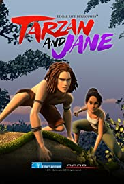 Tarzan and Jane Poster