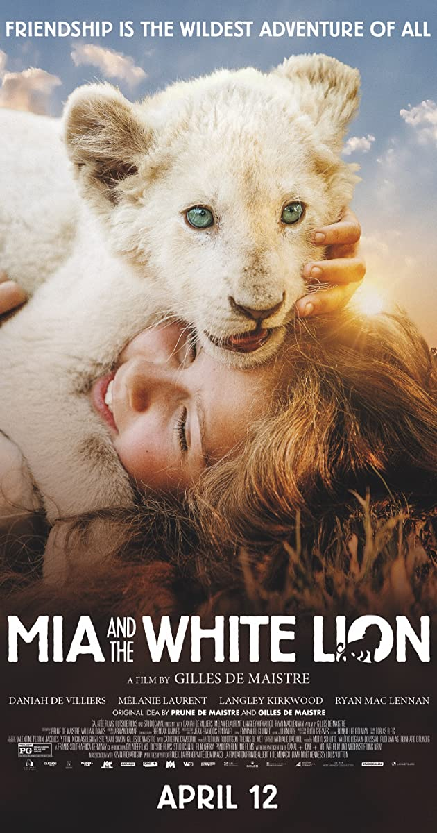 Subtitle of Mia and the White Lion