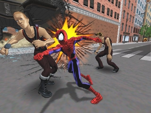 ultimate spider man game pc