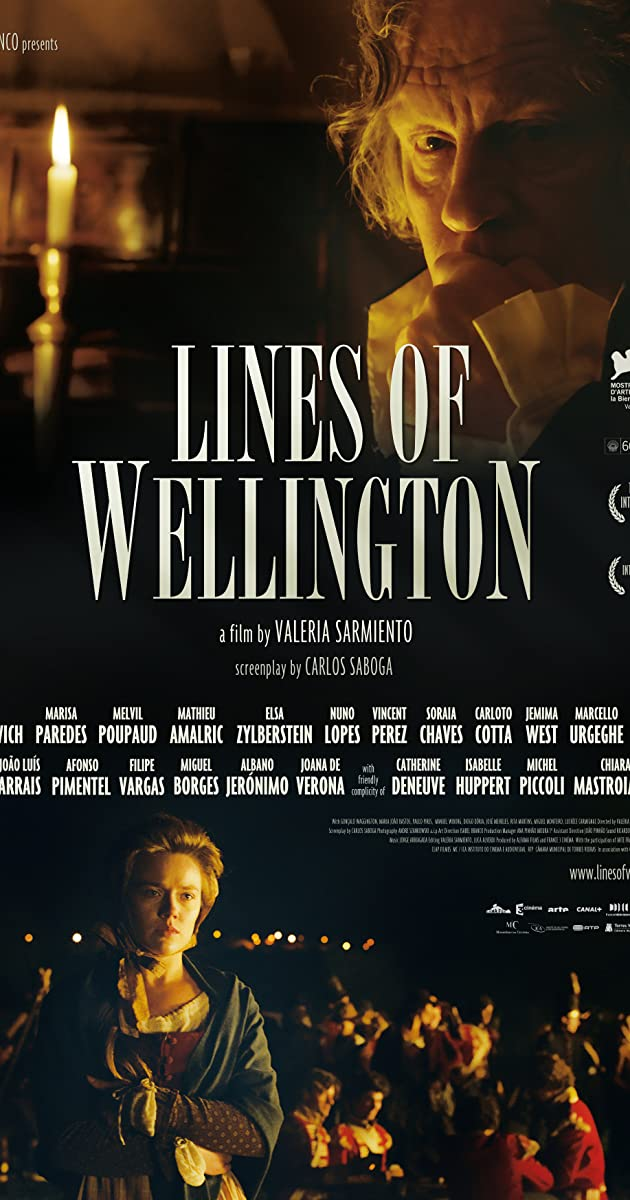 Subtitle of Lines of Wellington