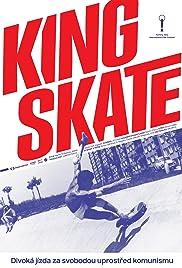 King Skate Poster