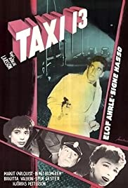 Taxi 13 Poster
