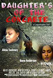 Daughter's of the Concrete Poster