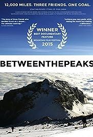 Between the Peaks Poster