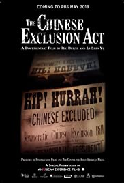 The Chinese Exclusion Act Poster