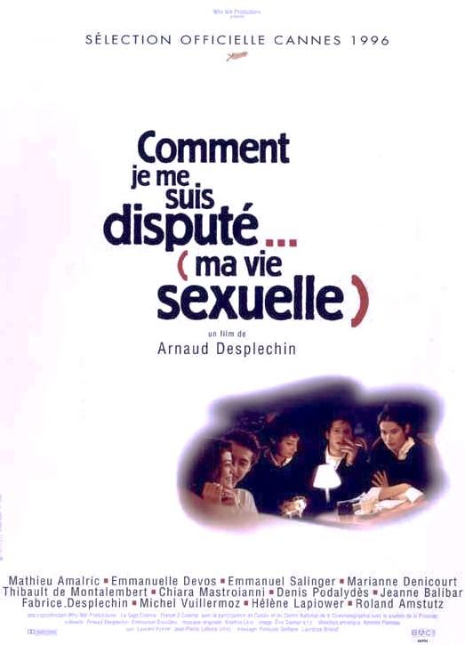 Comment je me suis disputé... (ma vie sexuelle) (1996)