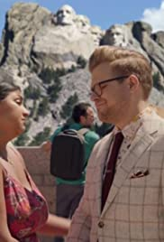 Adam Ruins His Vacation Poster