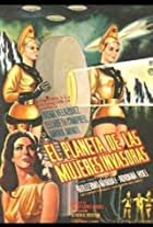 Planet of the Female Invaders