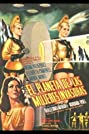 Planet of the Female Invaders (1966) Poster