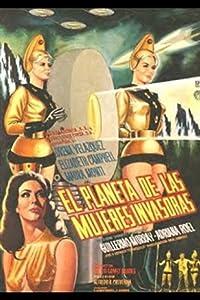 Smart movie new download El planeta de las mujeres invasoras [WEBRip]