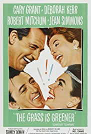 The Grass Is Greener (1960) Poster - Movie Forum, Cast, Reviews