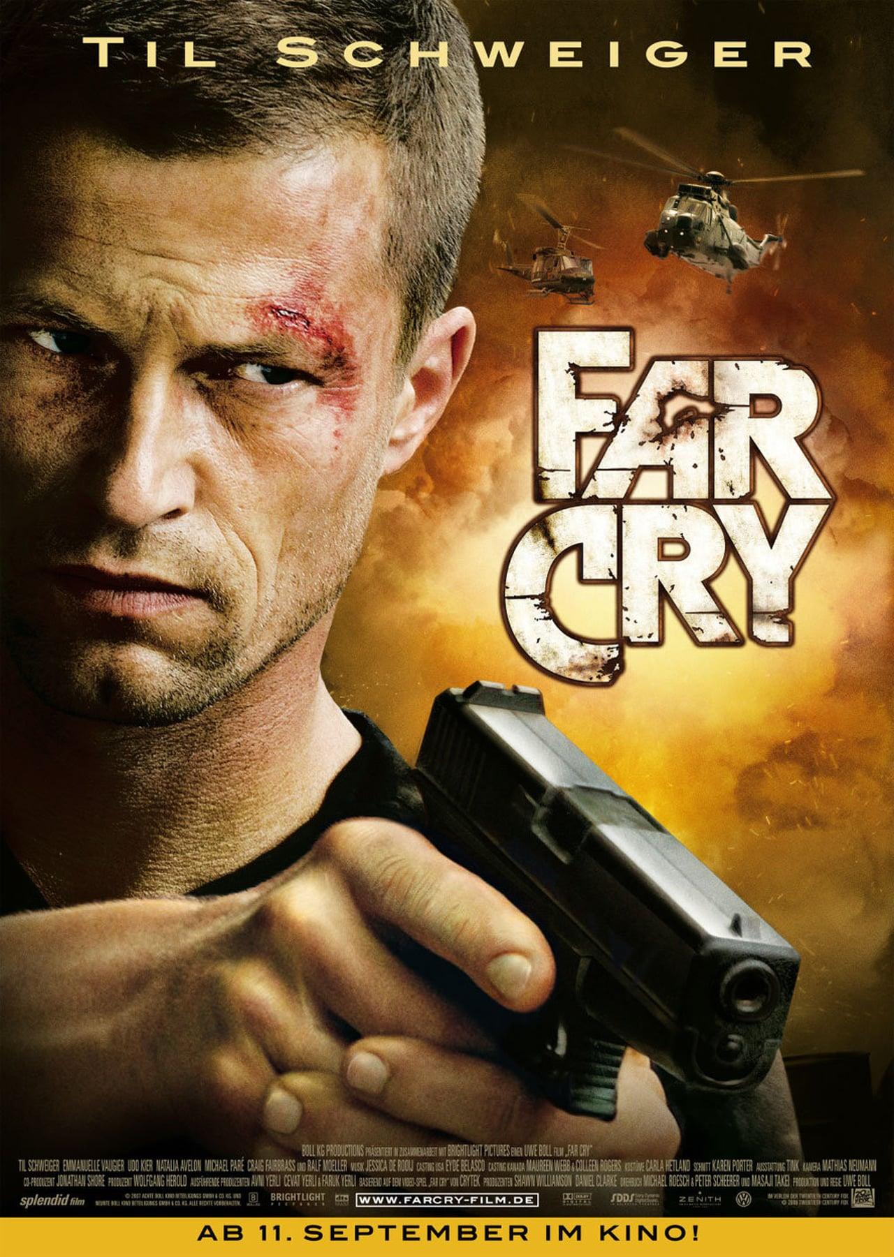 Far Cry 2008 Imdb