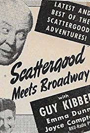Scattergood Meets Broadway Poster