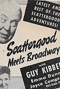 Primary photo for Scattergood Meets Broadway