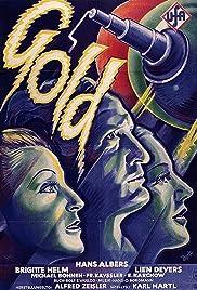 Gold(1934) Poster - Movie Forum, Cast, Reviews