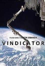V for Vindicator Poster