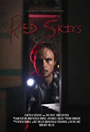 Red Skies Poster