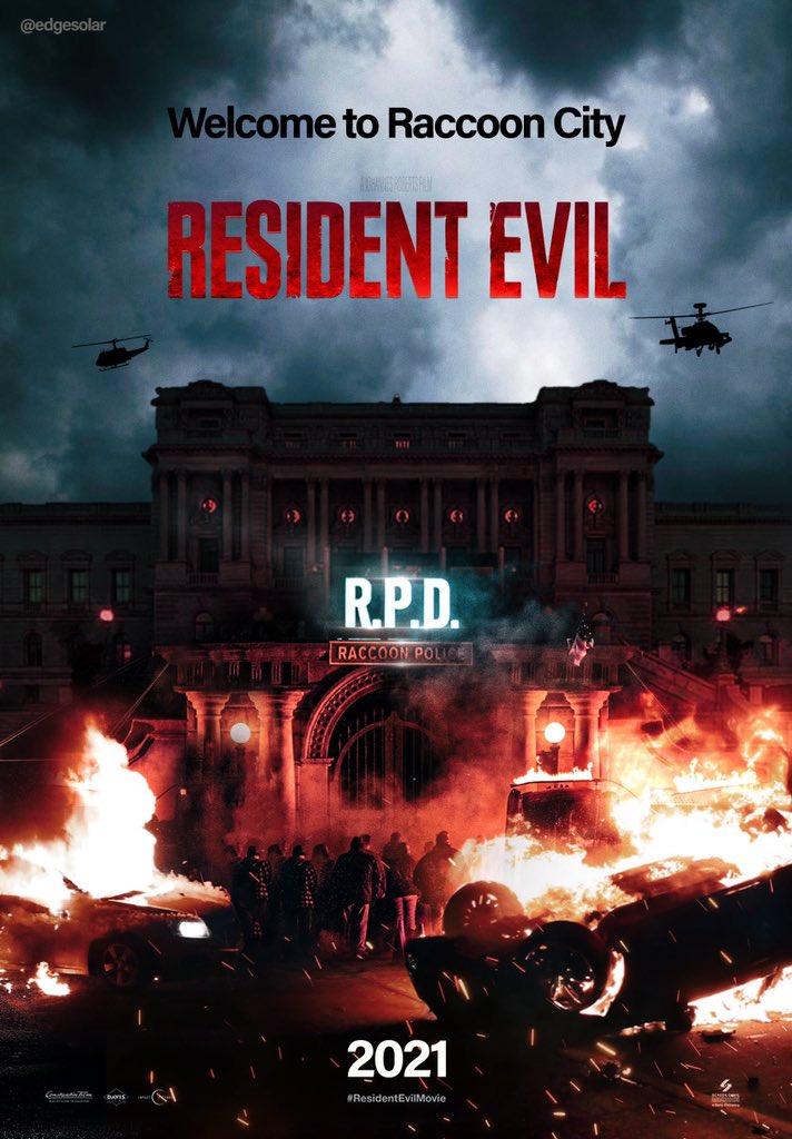 Resident Evil: Vitajte v Raccoon City (2021)