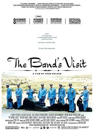 The Band's Visit Poster Image