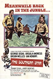 The Southern Star (1969) Poster - Movie Forum, Cast, Reviews