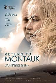 Return to Montauk (2017) Poster - Movie Forum, Cast, Reviews